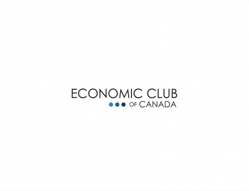 Ontario Treasury Board President Peter Bethlenfalvy at the Economic Club of Canada
